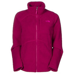 The North Face Sheepeater Full Zip Womens Jacket (Previous Season), Dramatic Plum, 256