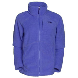 The North Face Sheepeater Full Zip Womens Jacket (Previous Season), Starry Purple, 256