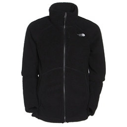 The North Face Sheepeater Full Zip Womens Jacket (Previous Season), TNF Black, 256