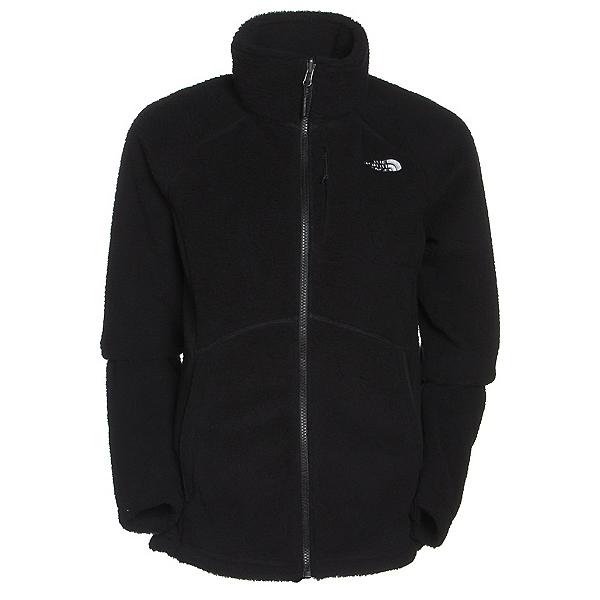 The North Face Sheepeater Full Zip Womens Jacket (Previous Season), TNF Black, 600