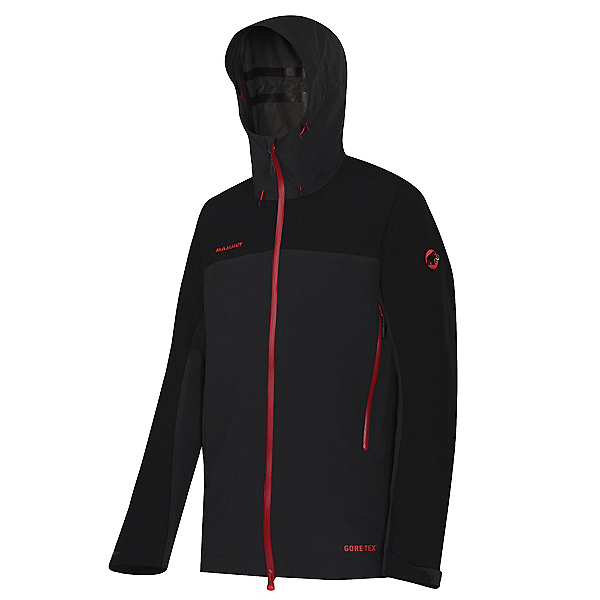 Mammut Convey Mens Shell Ski Jacket, , 600