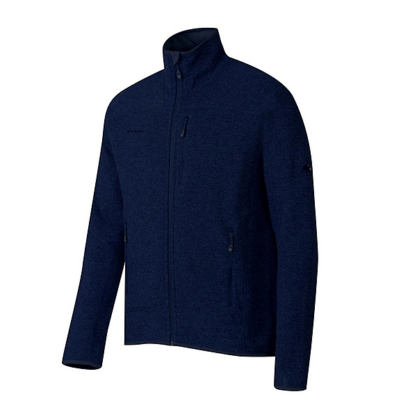 Mammut Phase Jacket Mens Mid Layer, Marine, 600