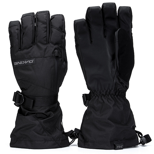 Dakine Titan Gloves, Black, 600