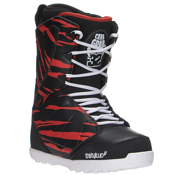 ThirtyTwo Lashed Crab Grab Snowboard Boots, , 600