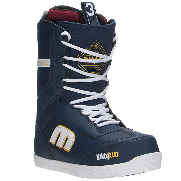 ThirtyTwo Lo-Cut Snowboard Boots, Navy, 600