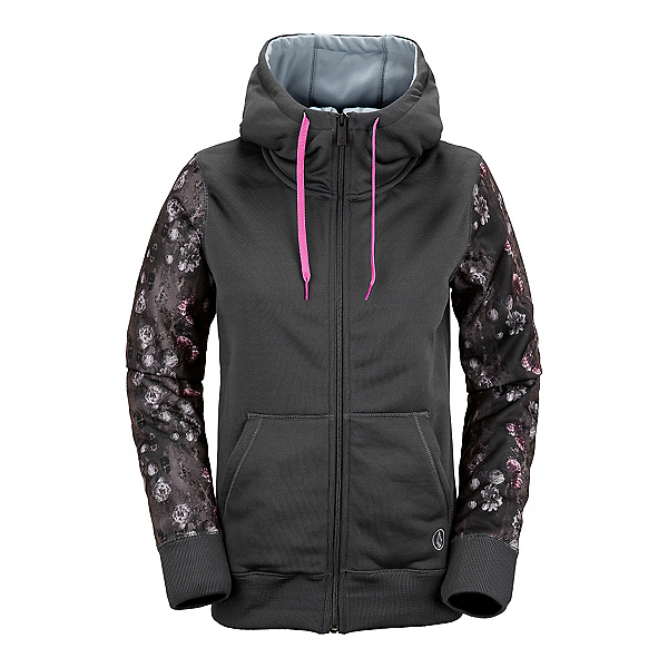 Volcom Lovage Fleece Womens Jacket, , 600