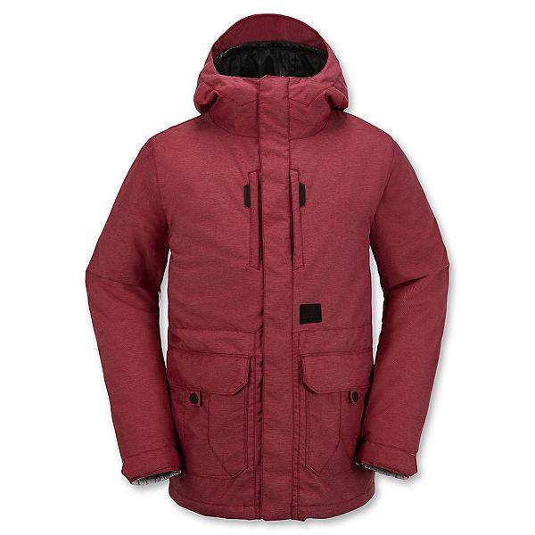 Volcom Range Mens Insulated Snowboard Jacket, , 600