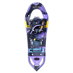 Atlas Elektra Treeline Snowshoes, Black-Purple, 256
