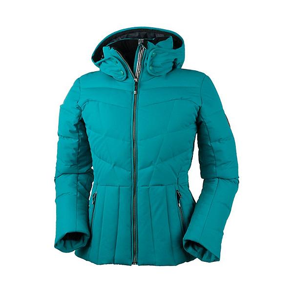Obermeyer Cascade Down Womens Insulated Ski Jacket, , 600