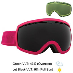 Electric EG2.5 Goggles, Solid Berry-Jet Black + Bonus Lens, 256