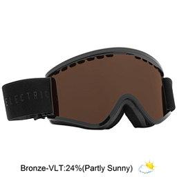 Electric EGV.K Kids Goggles, Gloss Black-Bronze, 256