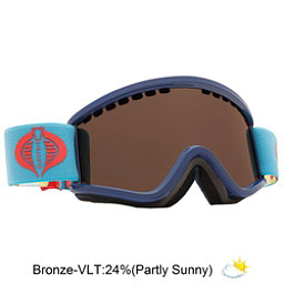 Electric EGV.K Kids Goggles, G.i. Joe Cobra-Bronze, 256