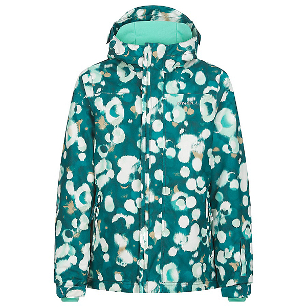 O'Neill Scribble Girls Snowboard Jacket, , 600