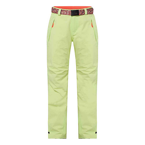 O'Neill Star Womens Snowboard Pants, Sunny Lime, 600