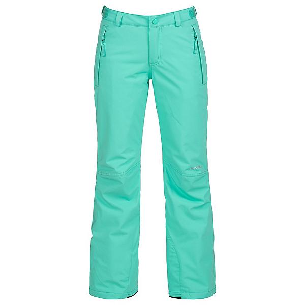 O'Neill Charm Girls Snowboard Pants, Spearmint, 600