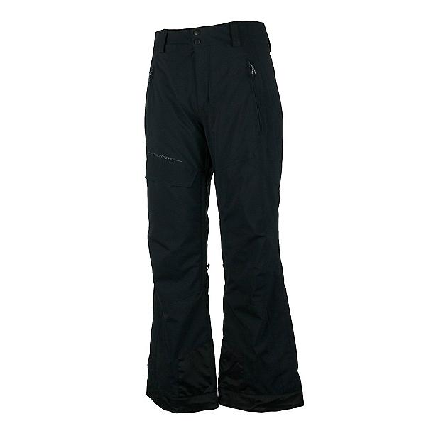 Obermeyer Quantum (Long) Mens Ski Pants, Black, 600