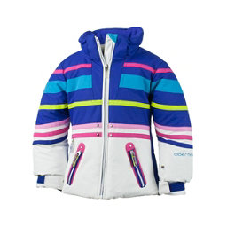 Obermeyer Sundown Toddler Girls Ski Jacket, White, 256