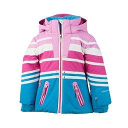 Obermeyer Sundown Toddler Girls Ski Jacket, Bluebird, 256