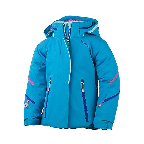 Obermeyer Brier Toddler Girls Ski Jacket, Bluebird, 600