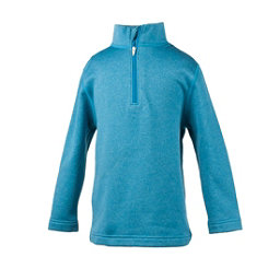 Obermeyer Thermal 150WT Toddler Girls Long Underwear Top, Bluebird, 256