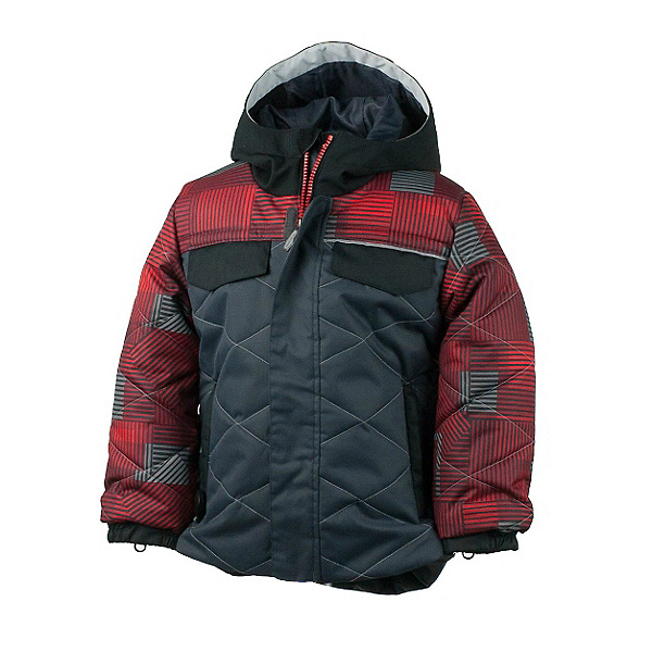 Obermeyer Wildcat Toddler Boys Ski Jacket, , 600