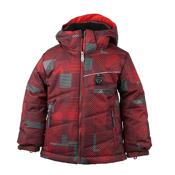 Obermeyer Strato Toddler Boys Ski Jacket, , 600