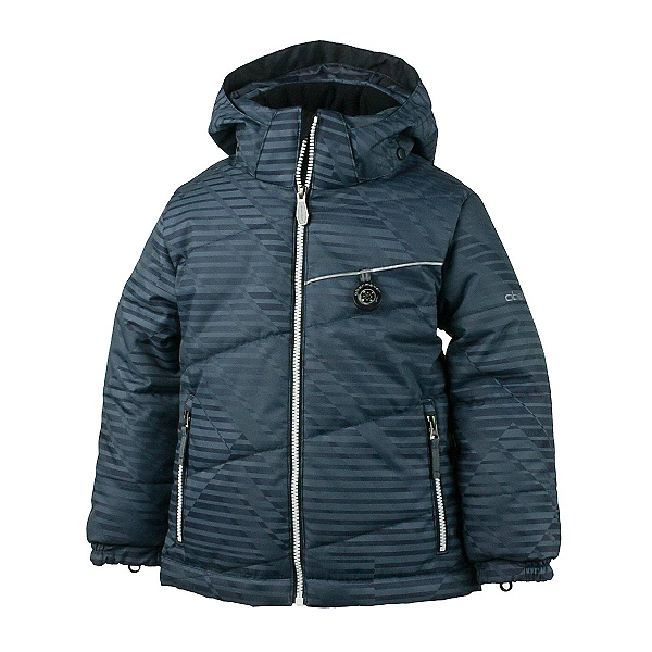 Obermeyer Strato Toddler Boys Ski Jacket, Stripeout Print, 600