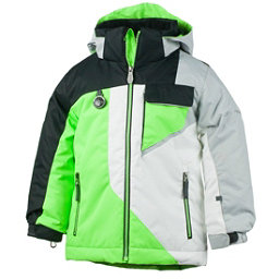 Obermeyer Ambush Toddler Boys Ski Jacket, Glowstick, 256