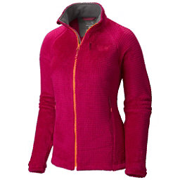 Mountain Hardwear Monkey Woman Grid II Womens Jacket, Deep Blush, 256