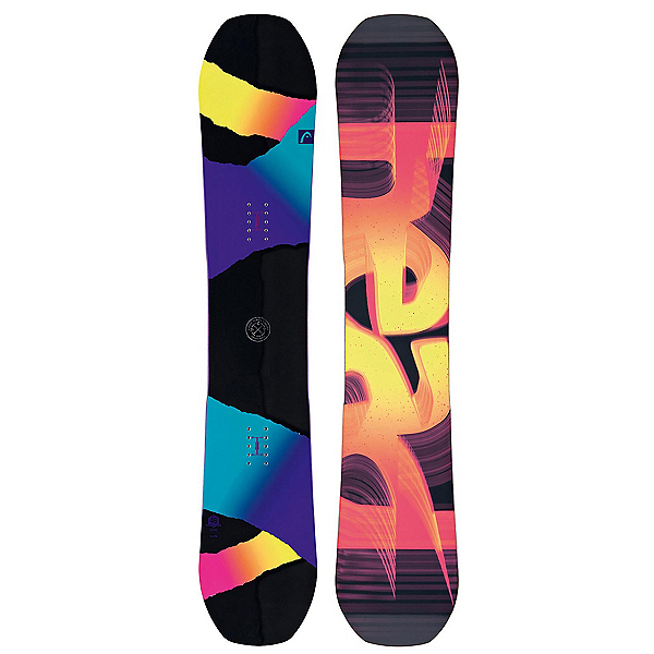 Head Shine Womens Snowboard, , 600