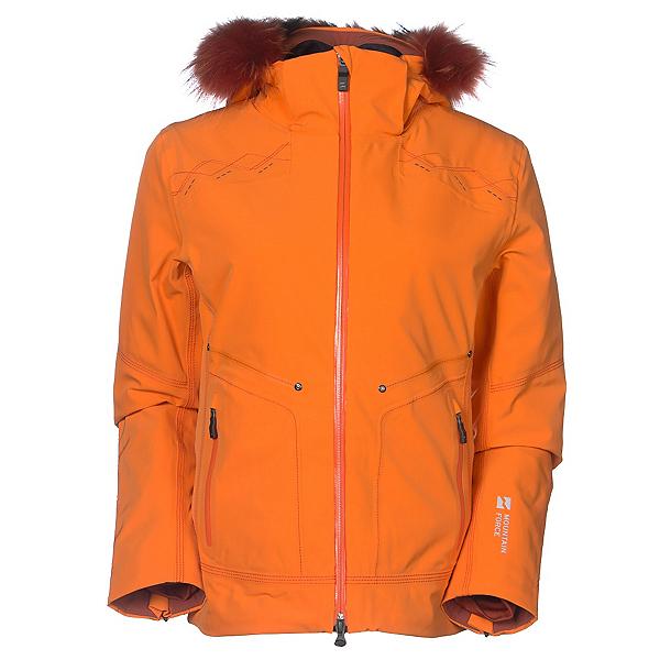 Mountain Force Rider w/Fur Womens Insulated Ski Jacket, , 600
