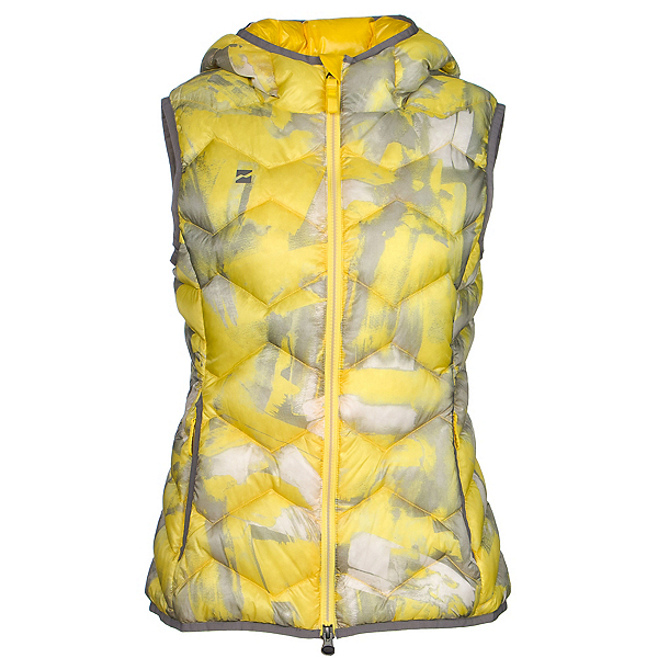 Mountain Force Hooded Down Womens Vest, , 600