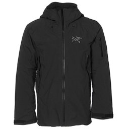 Arc'teryx Fissile Mens Insulated Ski Jacket, Carbon Copy, 256
