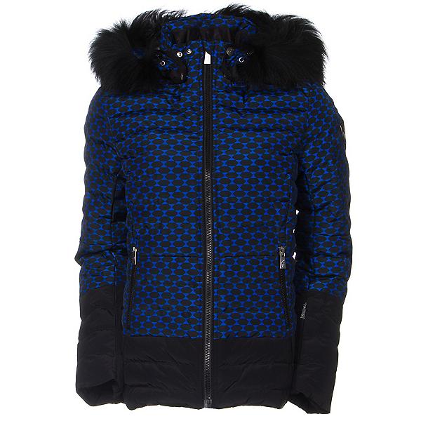 Toni Sailer Margot Print Fur Womens Insulated Ski Jacket, , 600