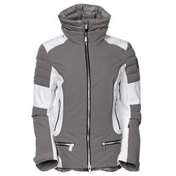 Toni Sailer Phoebe Womens Insulated Ski Jacket, Graphite, 256