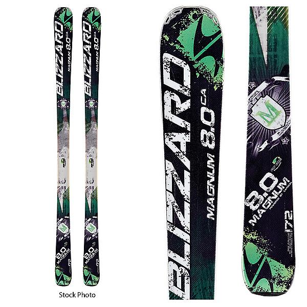 Used Blizzard Magnum 8.0 CA DEMO Skis, , 600
