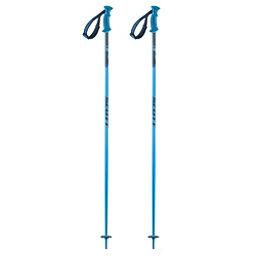 Scott 720 Ski Poles, Blue, 256