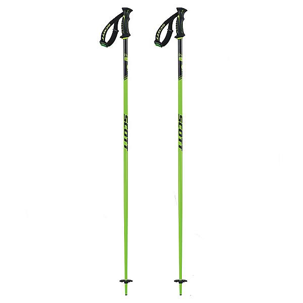 Scott 720 Ski Poles, Green, 600