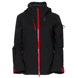 Scott Ultimate DRX Womens Insulated Ski Jacket, Black, 256