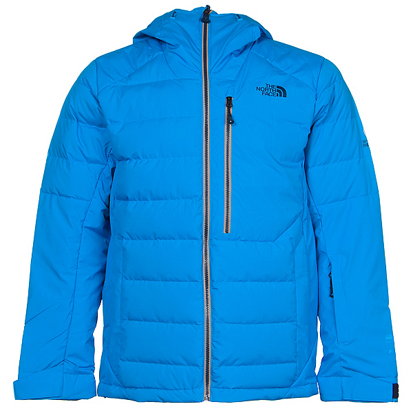 The North Face Point It Down Hybrid Mens Insulated Ski Jacket (Previous Season), Blue Aster, 600