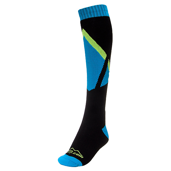 Bridgedale Skis.com Logo Ski Socks, , 600