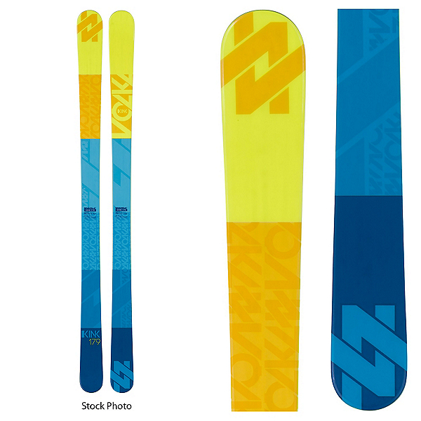 Used Volkl Kink DEMO Skis, , 600