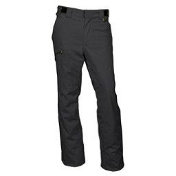 Karbon Silver Pant Short Mens Ski Pants, Black-Black, 256