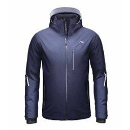 KJUS Formula Mens Insulated Ski Jacket, Atlanta Blue-White, 256