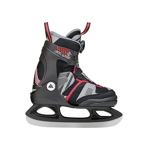 K2 Rink Raven Boa Boys Ice Skates, , 600