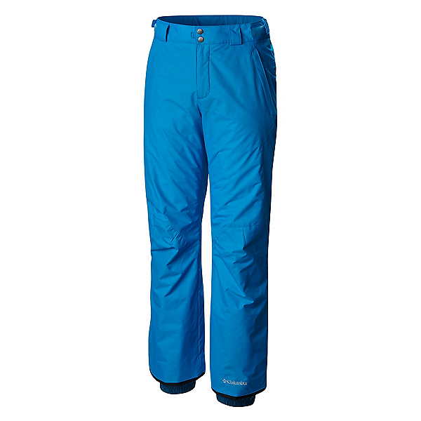 Columbia Bugaboo II Short Mens Ski Pants, Dark Compass, 600
