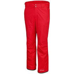 Columbia Bugaboo II Short Mens Ski Pants, Mountain Red, 256
