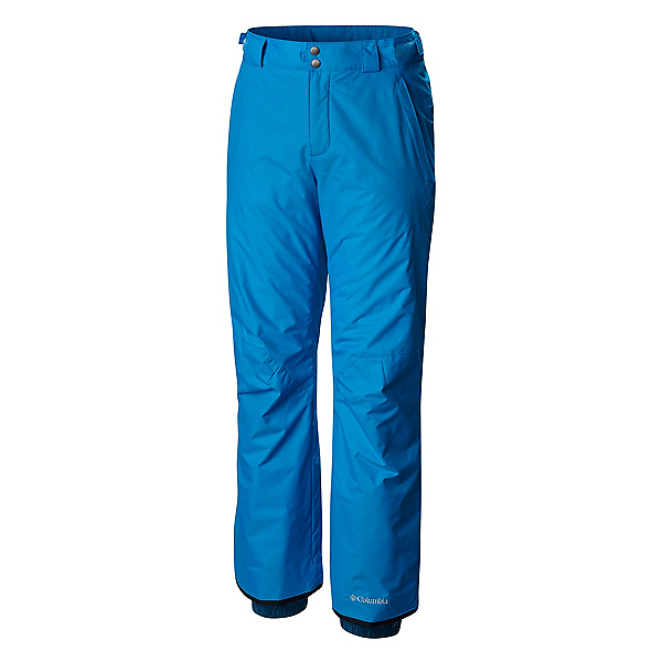 Columbia Bugaboo II Mens Ski Pants, Dark Compass, 600