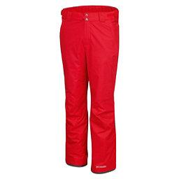Columbia Bugaboo II Mens Ski Pants, Mountain Red, 256