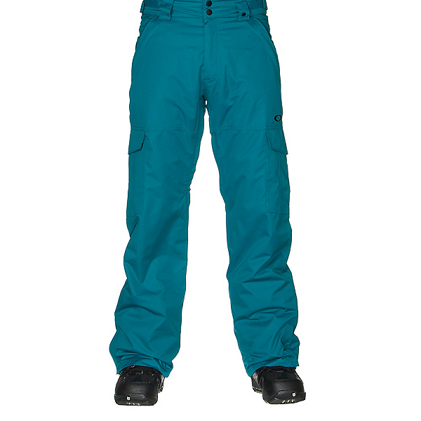 Oakley Cascade BioZone Insulated Mens Snowboard Pants, , 600